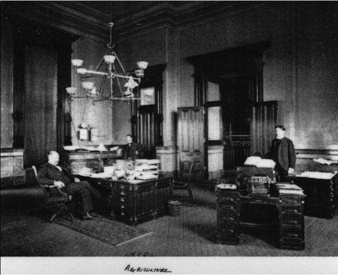 Iowa Legislature Department Offices