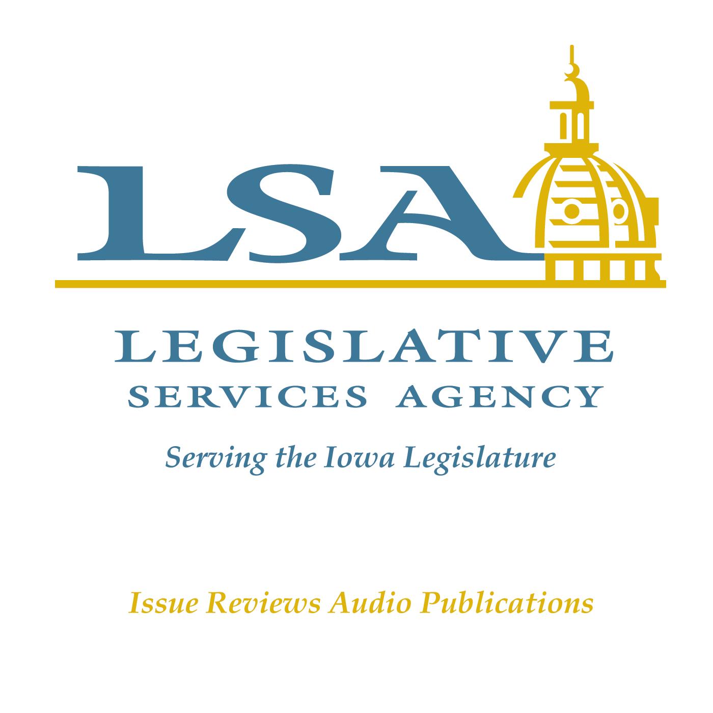 Iowa Legislature - Issue Reviews